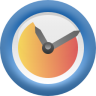 96x96px size png icon of status user away extended