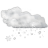 96x96px size png icon of status weather snow