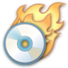 96x96px size png icon of Burn application