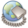 96x96px size png icon of Dialup networking
