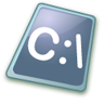96x96px size png icon of Dos batch file