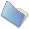 96x96px size png icon of Folder open