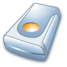 96x96px size png icon of Hard drive