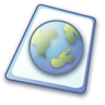 96x96px size png icon of Html file