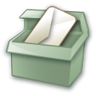 96x96px size png icon of Mailbox 1