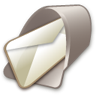 96x96px size png icon of Mailbox 2