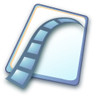 96x96px size png icon of Movie clip
