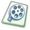 96x96px size png icon of Video clip