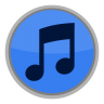 96x96px size png icon of Media iTunes