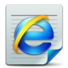 96x96px size png icon of Document html