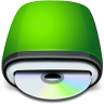 96x96px size png icon of Drive CD Rom