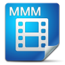 96x96px size png icon of Filetype mmm