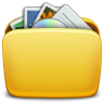 96x96px size png icon of Folder My documents