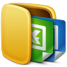 96x96px size png icon of Folder Office