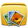 96x96px size png icon of Folder Pictures