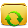 96x96px size png icon of Folder Subscription