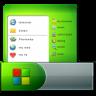 96x96px size png icon of Taskbar Start Menu
