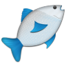 96x96px size png icon of 2 Fish