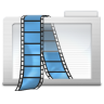 96x96px size png icon of Folder Videos