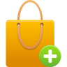 96x96px size png icon of add item