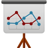 96x96px size png icon of presentation