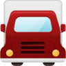 96x96px size png icon of truck