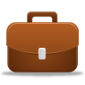 96x96px size png icon of Briefcase
