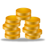 96x96px size png icon of earning statements