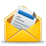 96x96px size png icon of message already read