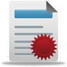96x96px size png icon of License manager