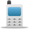 96x96px size png icon of Mobile