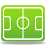 96x96px size png icon of Sport football pitch