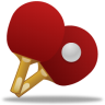 96x96px size png icon of Sport table tennis