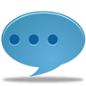 96x96px size png icon of Comment