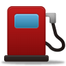 96x96px size png icon of Gas pump