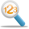 96x96px size png icon of Magnifying glass