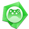 96x96px size png icon of Games alt