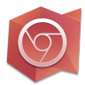 96x96px size png icon of Google Chrome