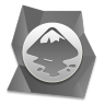 96x96px size png icon of Inkscape