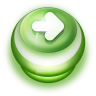 96x96px size png icon of Button Green Arrow Right