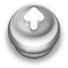96x96px size png icon of Button Grey Arrow Up