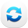 96x96px size png icon of sync