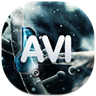96x96px size png icon of avi