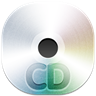 96x96px size png icon of cd disc