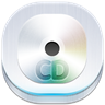 96x96px size png icon of cd drive