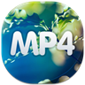 96x96px size png icon of mp 4
