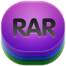 96x96px size png icon of rar 2