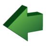 96x96px size png icon of Arrow Left