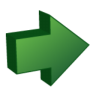 96x96px size png icon of Arrow Right