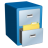96x96px size png icon of Cabinet